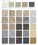 sand stone mosaic