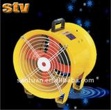 SFT portable safety axial flow fan