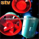 SWF series low noise mix-flow fan