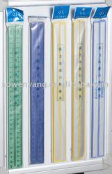 White Board Magnetic Ruler
