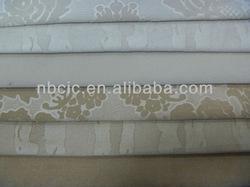 Embossed Sofa Fabric 60% Cotton 40%Rayon