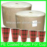 pe paper in roll/reel