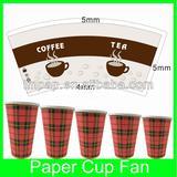 3oz-20oz paper cup fan