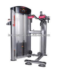2.5mm main tube stand leg curl machine gym equipment