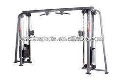 LK-9025 adjustable cable crossover machine & fitness equipment