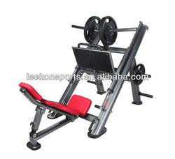 Luxurious commercial using kicking machine with 45 degree fitness &gym equipment