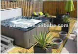SPA2600-1MD outdoor spa