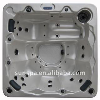 SPA2000-1CL spa whirlpool bathtub;outdoor spa