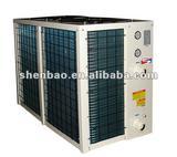 vertical pool water heat pump,pool heat pump,