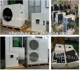 air source heat pump inverter, space heating heat pump