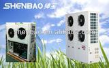 EVI 80C High Temperature all in one domestic water Heat Pump Water Heater