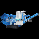 MP-C Series Mobile Cone Crushing Plant Manufacturer