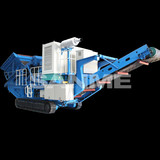 MP-VSI Series Mobile Crushing Plants for Sand Making
