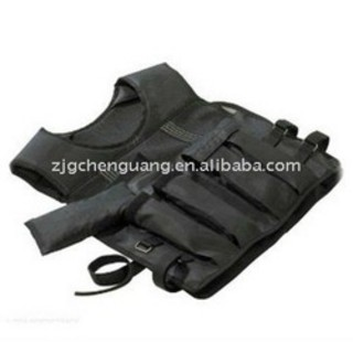 Hot-seller Adjustable Neoprene 15lb/20lb Power Weight Vest