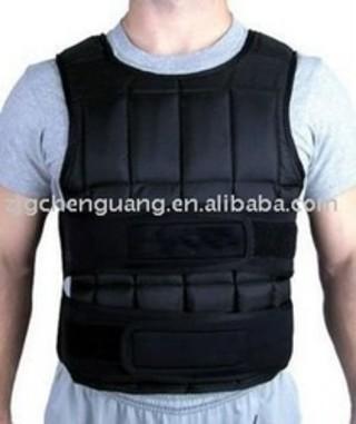 Adjustable Neoprene 40LB Weight Vest