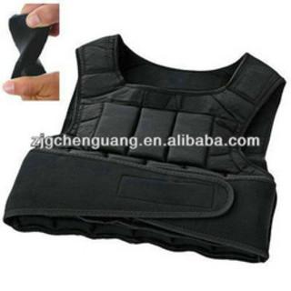 Adjustable Neoprene 20 lb Weighted Vest