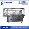 Ethyl Alcohol Filling Capping Machine
