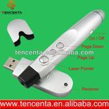 1mw Wireless Presenter PowerPoint Remote Laser RF Wireless Presenter