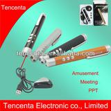 High Quality usb wireless presenter with red laser