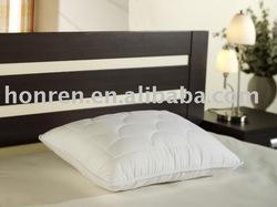 comfortable down filling facilitate sleeping pillow