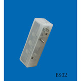 Elevator magnetic reed switches
