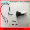 1/2 NPT Thread No sealing Plastic Float Liquid Level Control Switch LS14
