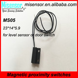 Round hole magnetic proximity switch MS05