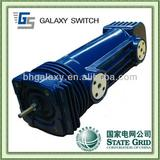 Epoxy resin vacuum interrupter embedded poles for VCB