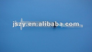 3ml sterile disposable syringe