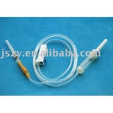 Disposable Infusion Set with needle
