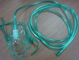 Disposable nasal oxygen pask