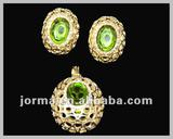 antique jewellery sets,jewellery sets,color stone dimond jewellery set