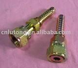 Hydraulic female pipeFitting
