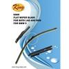 K-909 BMW 5 Series flat wiper blade, flex wiper blade 61610431438