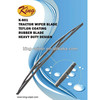 K-601 Bus wiper blade, heavy duty wiper blade, windscreen wipers