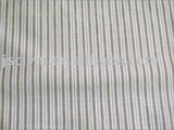 100% Linen Yarn-dyed Fabric of Stripe