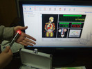 Aluminium Case health testing machine (Spanish& English)