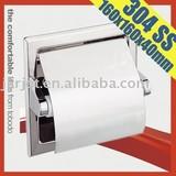 Facial tissue dispenser,recessed paper towel dispenser V805