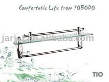 Single wall glass shelves T10
