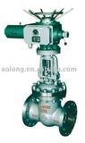 Flanged Wedge Type Gate Valve