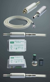 Brushless Micromotor control system