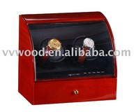 Solid Wood Watch Winder