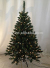 4.5ft Big Mixed Green Christmas Tree