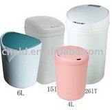 Colorful Automatic Trash Bins Garbage Can