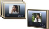 hands-free video indoor unit