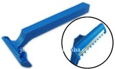 Blue MSR 2 Twin Fixed Blade Medical Shaving Razor