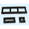 Round pin IC Socket 4pins 8pins 14pins 16pins 20pins 28pins narrow / normal 40pins Circular hole