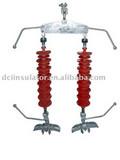 string suspension insulator