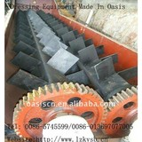 Environmental Protection Experimental  Double Spiral Classifier