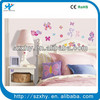 Comfortable decoration adhesive removable wall stickers